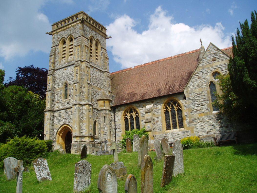 Binton church