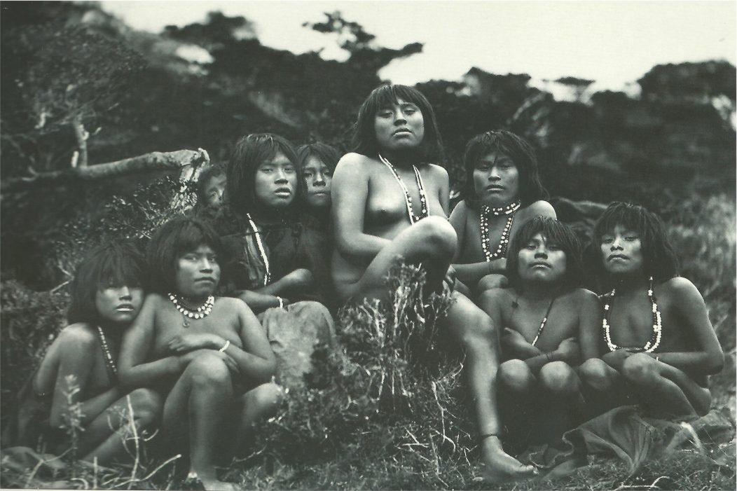 Mujeres yamana