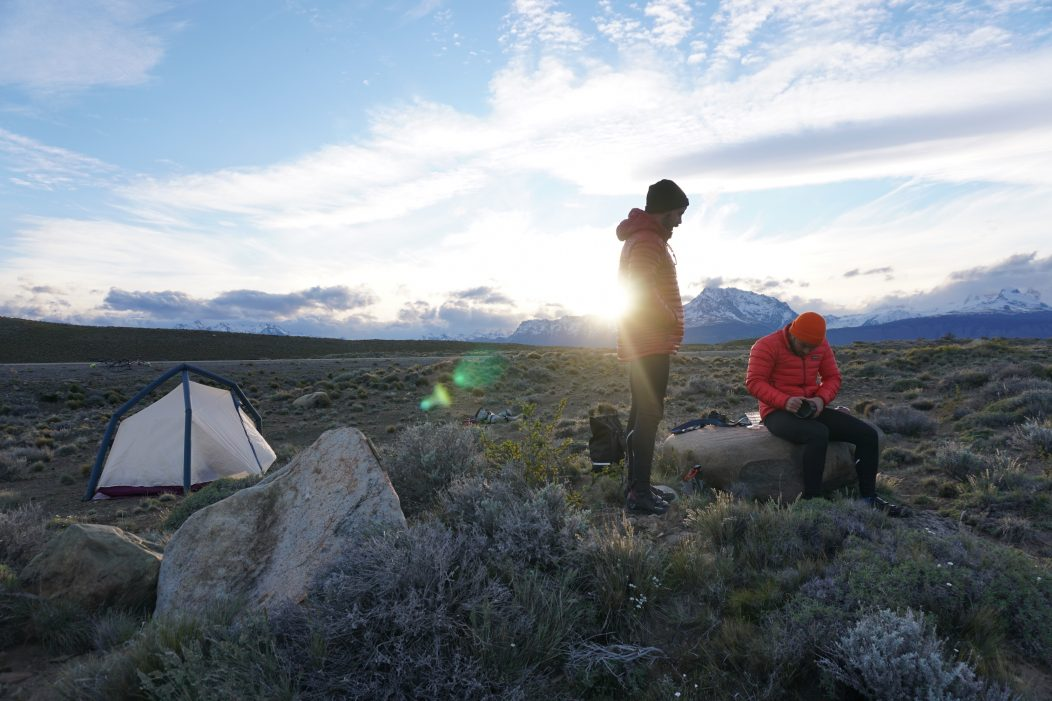 Camping Patagonia Tempest Two