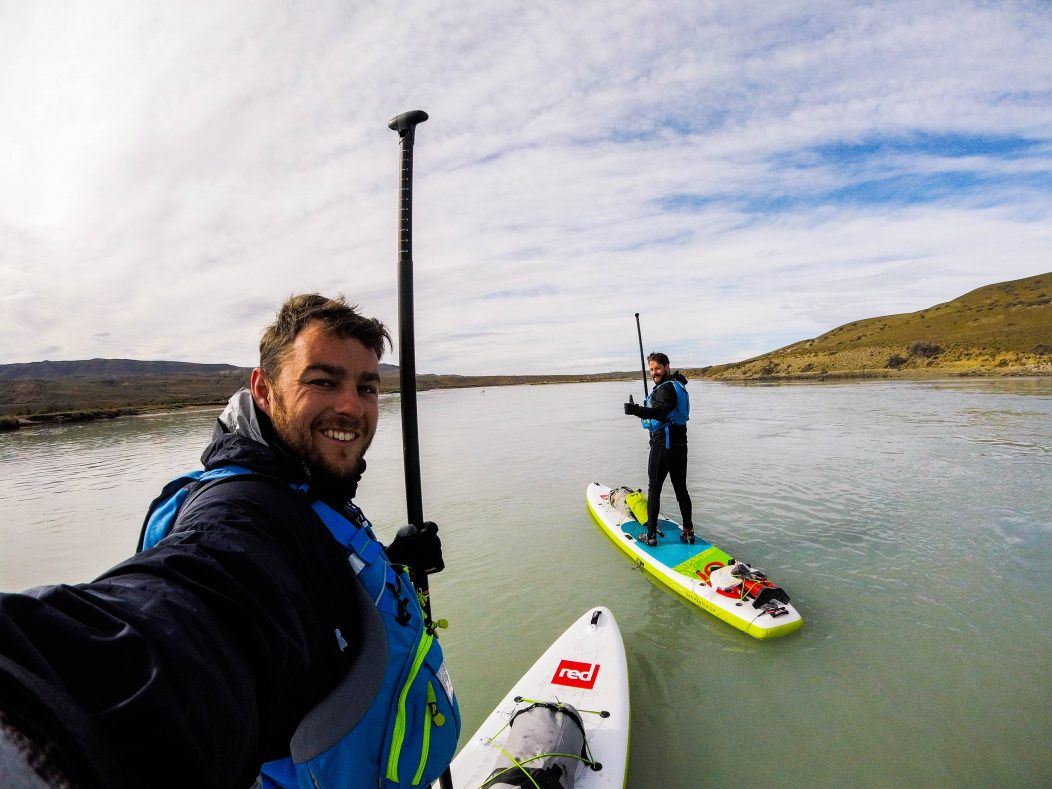 Paddleboarding in Patagonia Tempest Two.JPG