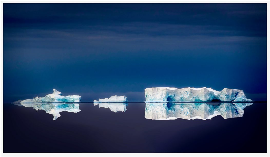 Iceberg art is a dream come true for photographers