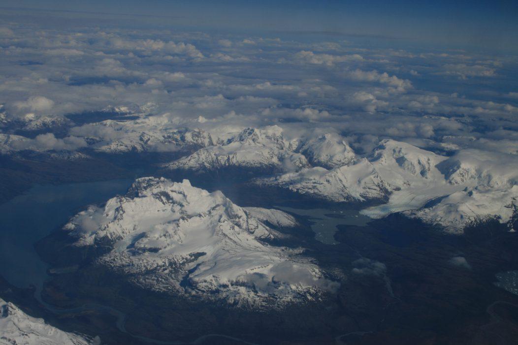 Campo de Hielo Sur, Southern Patagonia,Chile